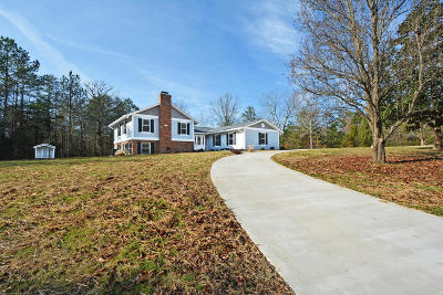 Cleveland Single Family Home For Sale: 437 NW Clay Baker Rd