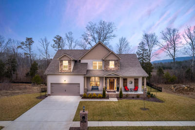 Ooltewah Single Family Home For Sale: 8270 Trout Lily Dr
