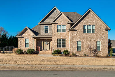 Ooltewah Single Family Home For Sale: 7605 Sweet Fern Dr