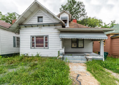 Chattanooga Single Family Home For Sale: 1708 S Hawthorne St