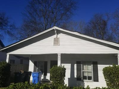 Chattanooga TN Single Family Home For Sale: $52,500