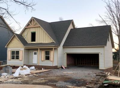 Cleveland Single Family Home For Sale: 2633 NW Middleton Lane