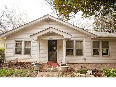 Chattanooga Single Family Home For Sale: 4411 Seneca Ave