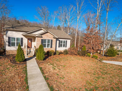 Ooltewah Single Family Home For Sale: 7384 Tiercel Dr #47