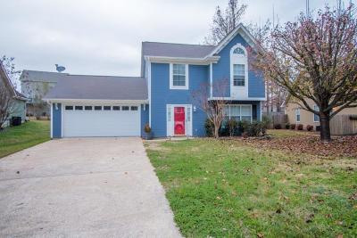 Chattanooga Single Family Home For Sale: 237 Brently Woods Dr