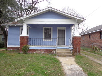 Single Family Home For Sale: 2263 Union Ave