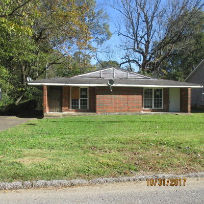 Chattanooga Multi Family Home For Sale: 4715 Rogers Rd