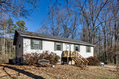 Wildwood Single Family Home For Sale: 259 Pinecrest Dr