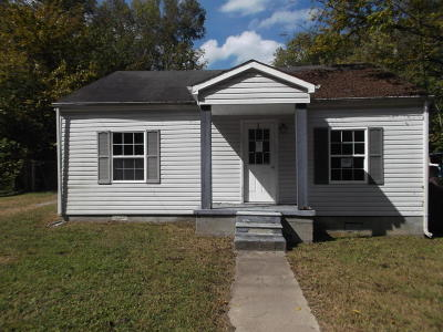 Single Family Home Contingent: 313 Jenkins Rd