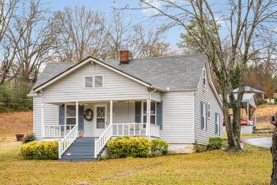 Hixson Single Family Home For Sale: 1237 Gadd Rd