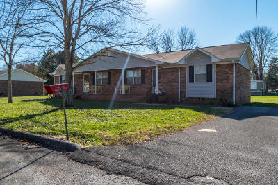 Soddy Daisy Multi Family Home Contingent: 126 Viewmont Ln