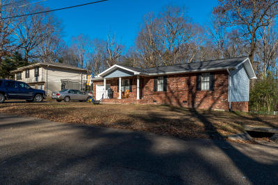 Soddy Daisy Single Family Home For Sale: 1425 N Winer Dr