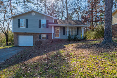 Soddy Daisy Single Family Home For Sale: 1608 S Winer Dr