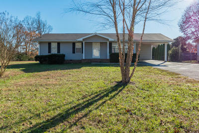 Soddy Daisy Single Family Home Contingent: 1618 S Winer Dr