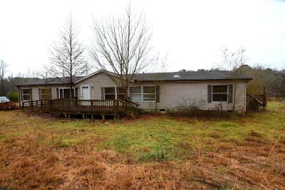 Cleveland Single Family Home For Sale: 261 NW White Oak Rd