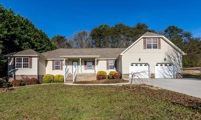 Soddy Daisy Single Family Home For Sale: 9027 Springfield Rd