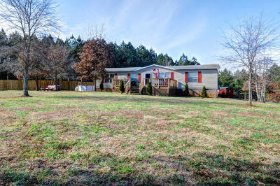 Decatur Single Family Home Contingent: 2531 Lower River Rd