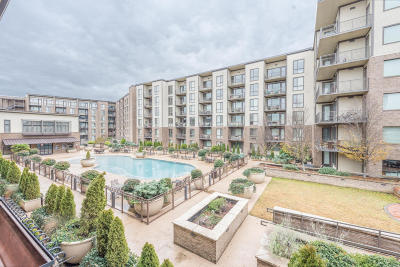 Chattanooga Condo For Sale: 200 Manufacturers Rd #343