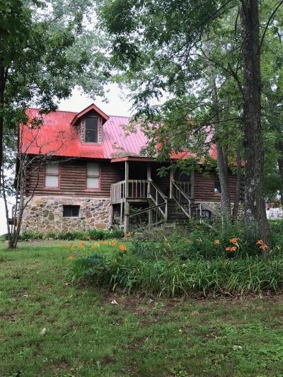 Pikeville Single Family Home For Sale: 392 Blackburn Rd #22