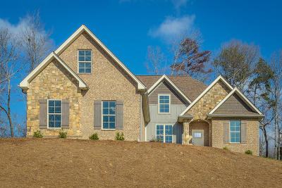 Chattanooga Single Family Home For Sale: 5118 Abigail Ln #Lot 10
