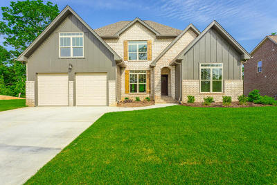 Chattanooga Single Family Home For Sale: 5198 Abigail Ln #Lot 17