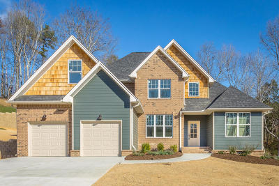Chattanooga Single Family Home For Sale: 5106 Abigail Ln #Lot 9