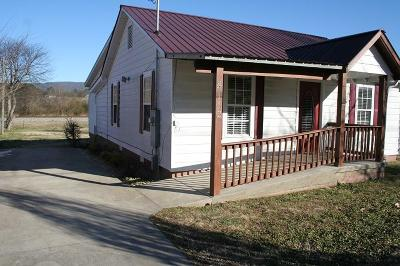 Rising Fawn Single Family Home Contingent: 4112 S Us 11 Hwy