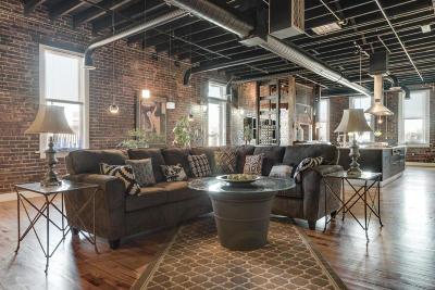 Chattanooga Condo For Sale: 55 E Main St #304