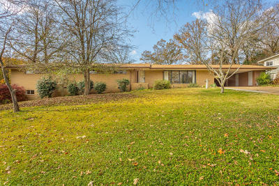 Chattanooga Single Family Home Contingent: 1014 Rivermont Pl