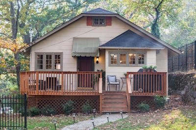 Chattanooga Single Family Home For Sale: 700 Clarendon St