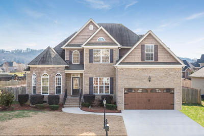 Hixson Single Family Home For Sale: 6536 Brigade Ln