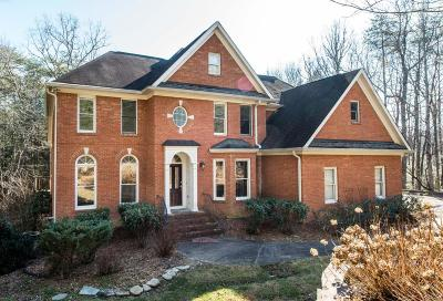 Signal Mountain Single Family Home Contingent: 312 Creekshire Dr