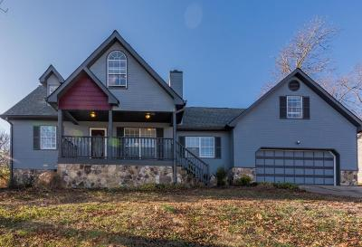 Harrison Single Family Home Contingent: 8719 Forest Pond Dr