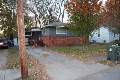 Chattanooga Single Family Home For Sale: 2815 Noa St