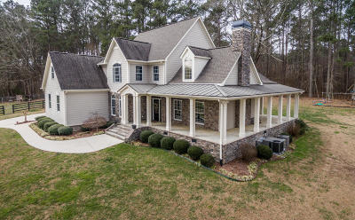 Ringgold Single Family Home For Sale: 1462 Old Three Notch Rd