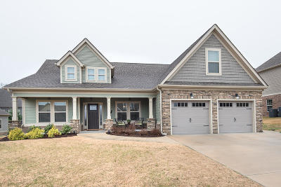 Ringgold Single Family Home Contingent: 65 Angel Oak Way