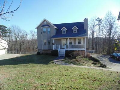Ringgold Single Family Home For Sale: 343 Glenda Ln
