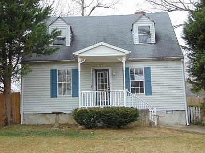 Chattanooga Single Family Home For Sale: 925 Belvoir Ave