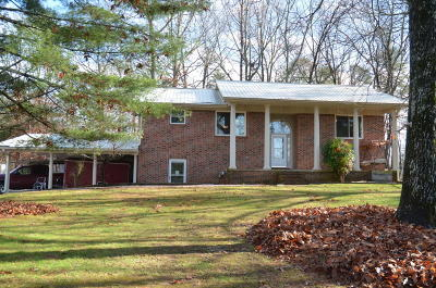 Trenton Single Family Home For Sale: 196 Fuller Rd