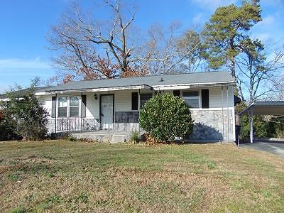 Chattanooga Single Family Home For Sale: 3840 Altamira Dr