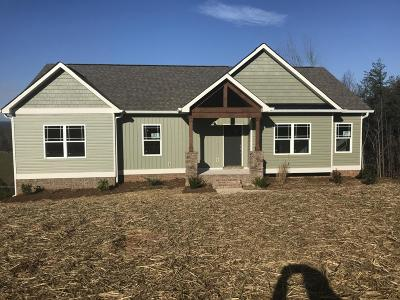Soddy Daisy Single Family Home For Sale: 847 Tommie Ln #18