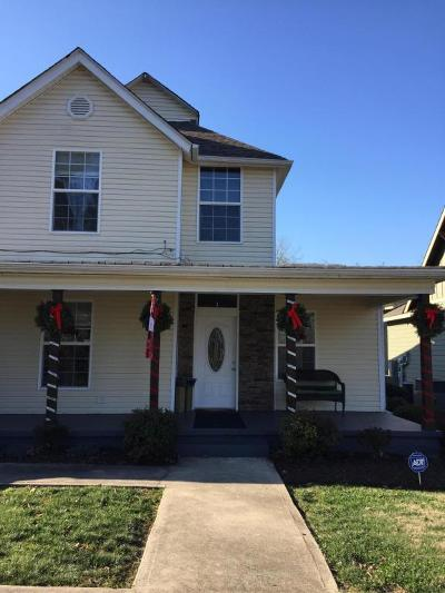 Marion Single Family Home For Sale: 602 Holly Ave