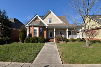 Chattanooga Single Family Home Contingent: 213 Horse Creek Dr