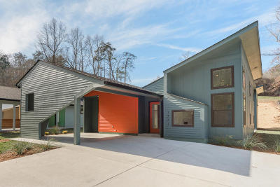 Chattanooga Single Family Home Contingent: 1771 White Oak Rd