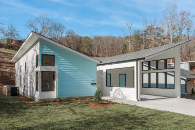 Chattanooga Single Family Home Contingent: 1767 White Oak Rd