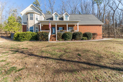 Ringgold Single Family Home For Sale: 171 Jalopy Ridge Dr