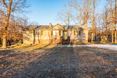 Dayton Single Family Home For Sale: 1013 Bluff View Rd