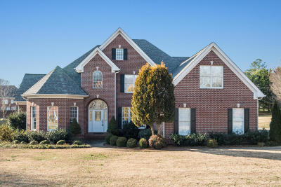 Cleveland Single Family Home For Sale: 3716 Willow Oak Cir