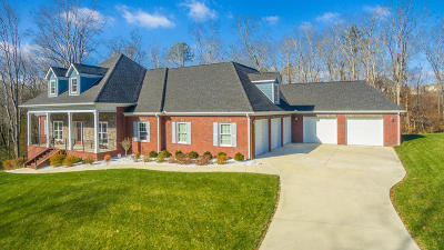Soddy Daisy Single Family Home For Sale: 1471 Emerald Pointe Dr