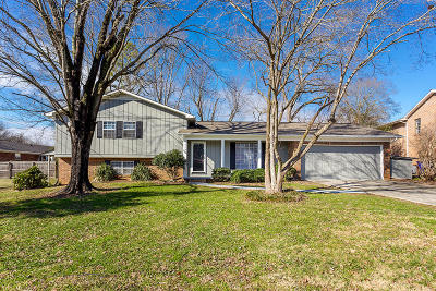 Cleveland Single Family Home Contingent: 5181 Creek Bend Court